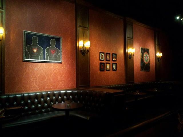 Bronson Bar