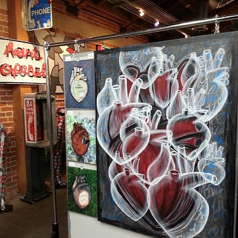 Creativity Heals Benefit at Lab Art Los Angeles