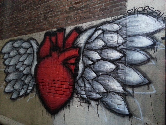 "Winged Heart for ""Burying The Ex"""