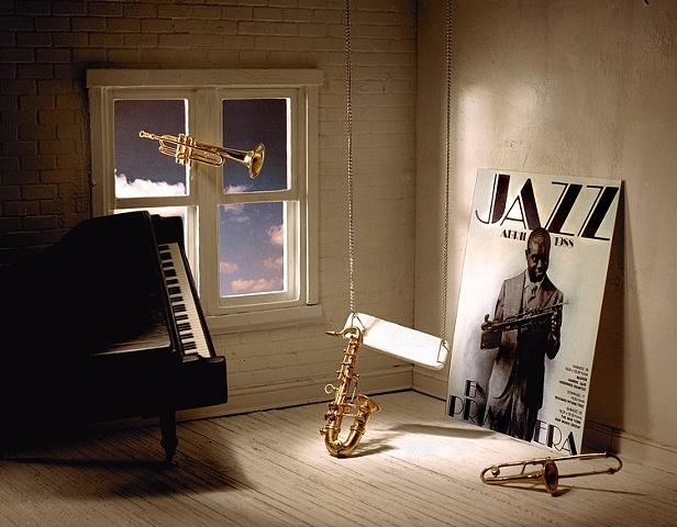still life by LOU ZALE