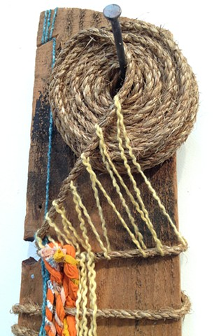 Reel Rope Detail