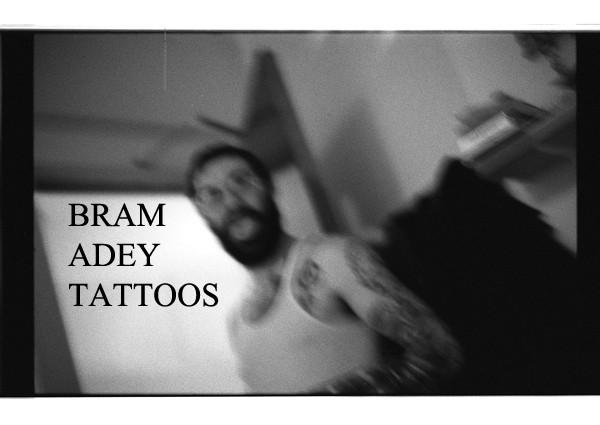 Portrait - Bram Adey - 2015