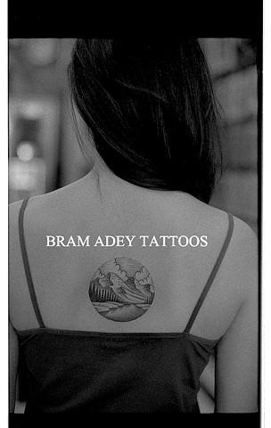 Mountainscape - Bram Adey - 2015