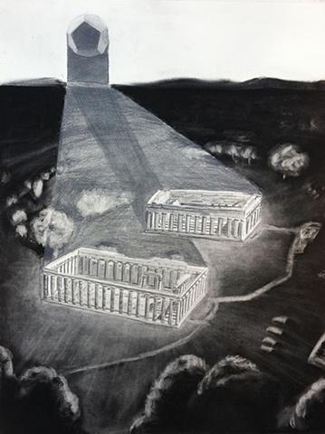 eric valosin aletheia drawing plato heidegger