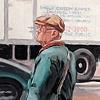 Old Man on Street