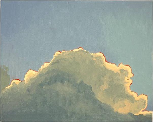 Cloud Lines I