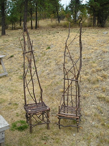 Trellis Chairs
