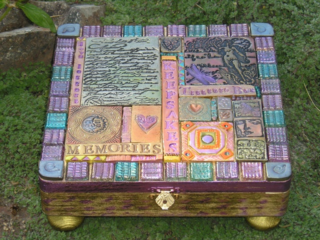 Magical Keepsake Box