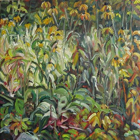 Autumn Garden II