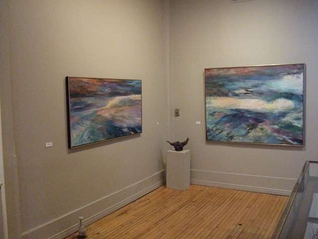 Installation View 1 GALLERY ON THE BAY