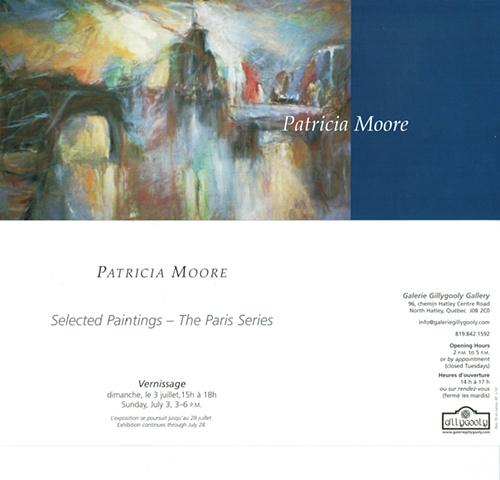 Paris   Patricia Moore