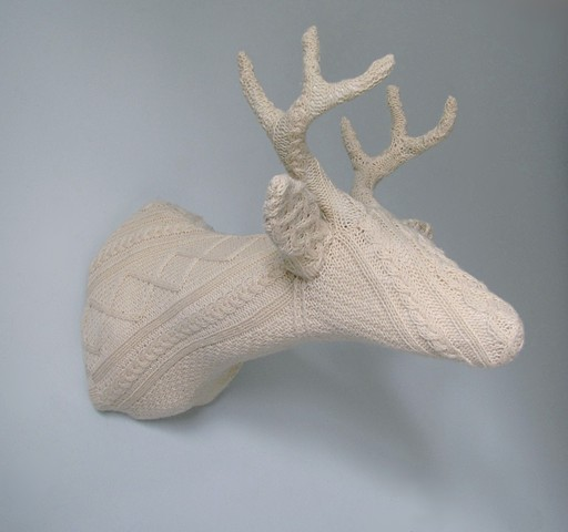 Woolly Buck