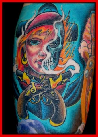 pirate slv girl
