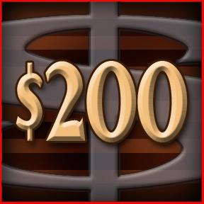 $200 Deposit