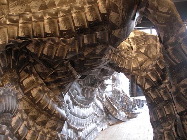 paper installation