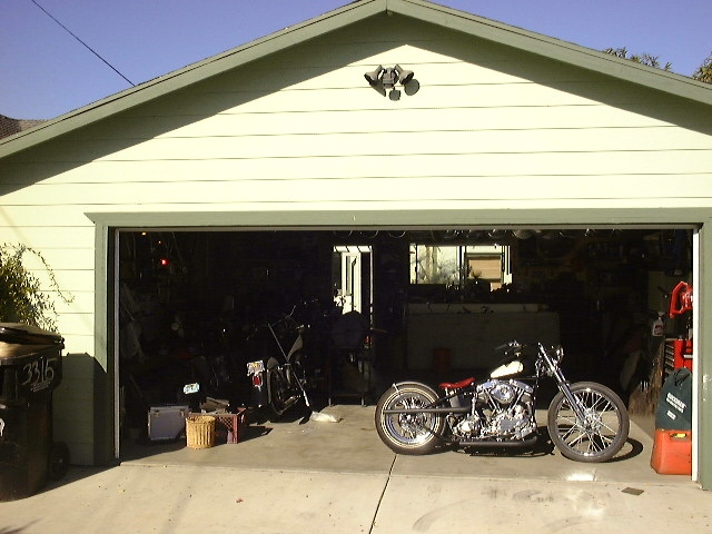 Garage from heck