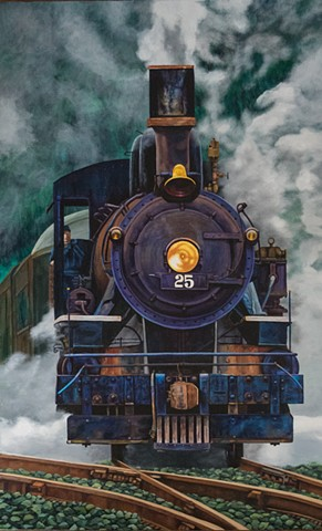 McCloud River Railroad Series