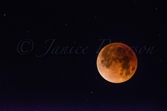 Super Blue Blood Moon #2