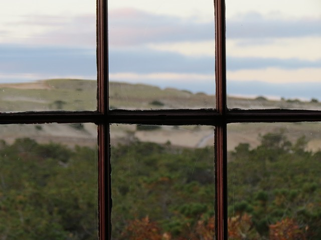 Dune Shack Window