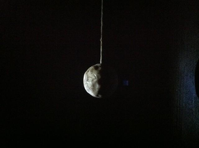 The Moon (inside)