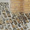 Brick Installation, detail