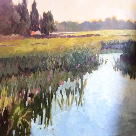 SOLD at the Wells Gallery