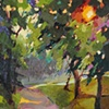 Light Around the Bend - SOLD
