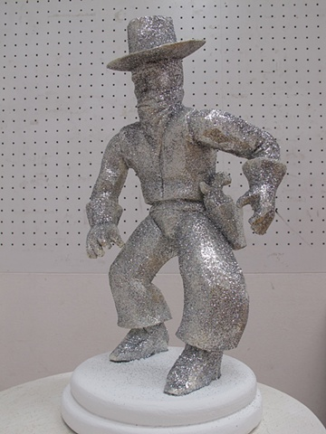 Glitter Cowboy
