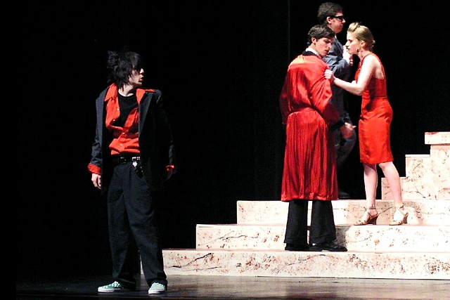 Romeo and Juliet  (Tybalt)