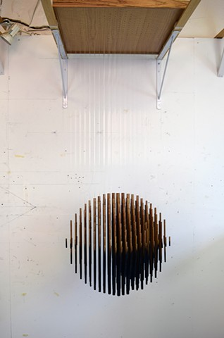 Burnt Sphere