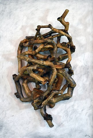 Ian Crawley Gods Prototype The nature of man Intestines