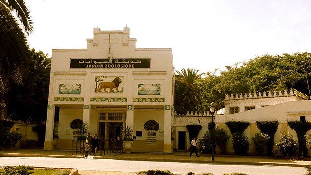Zoological Gardens, Algiers