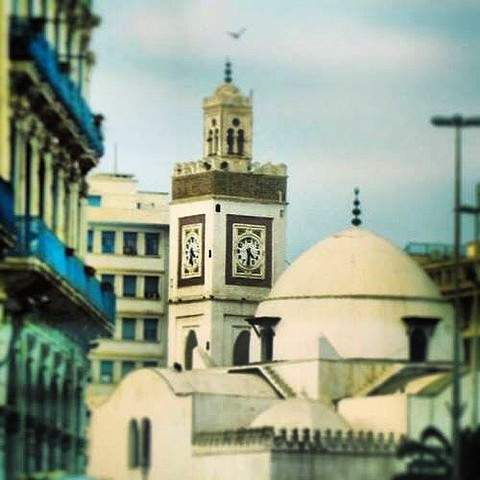 The Sailors' Mosque, Algiers