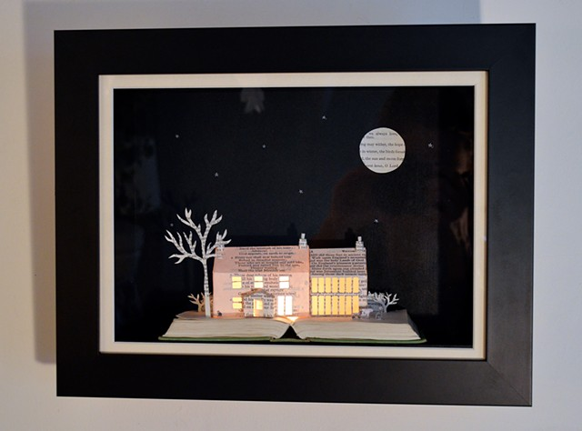 'St Micheals Cottage' lightbox