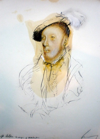 Holbein Study