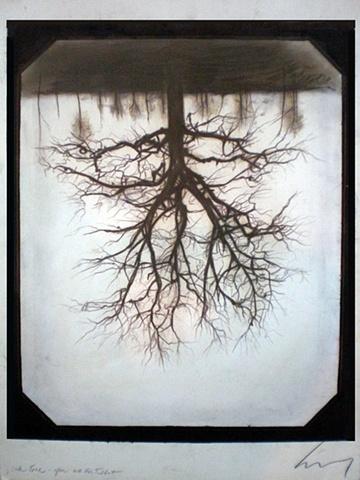 Oak Tree after Fox-Talbot
