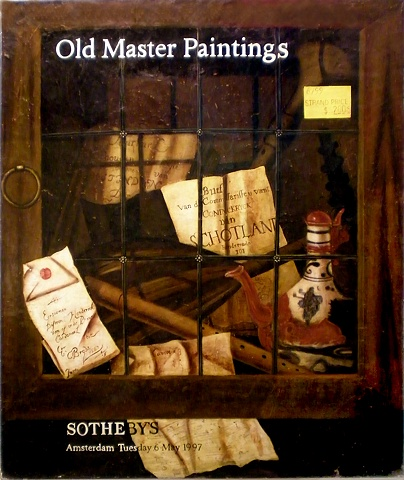 Old Master Paintings