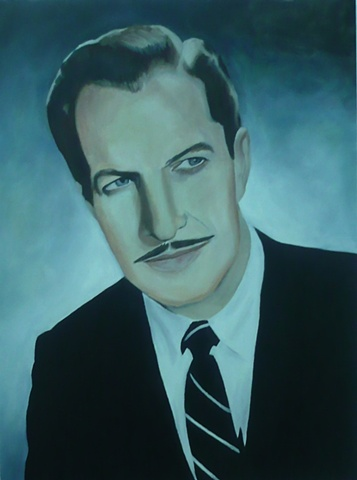 Vincent Price Middle Aged
