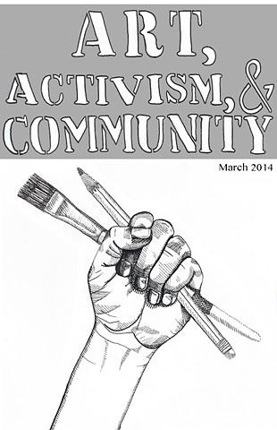 Art, Activism, & Community cover