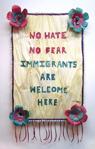 No Hate, No Fear