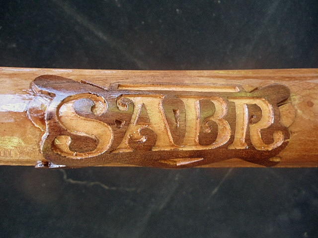 SABR Jerry Malloy Negro League Art Competition Trophy