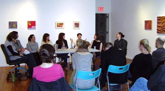 Artist Panel Discussion