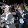 FLASH MOB PIE FIGHT!!