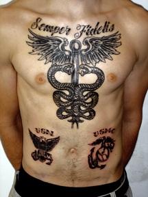 E.M. S. tattoo by tatupaul