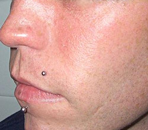 monroe piercing by tatupaul