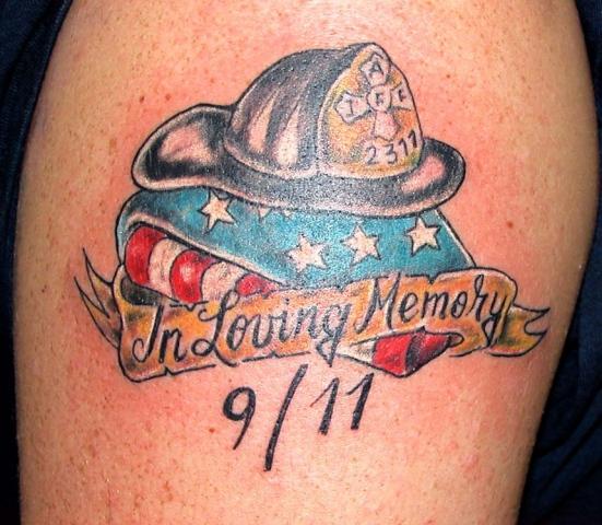 9/11 tattoo by tatupaul
