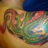 japanese dragon tattoo by tatupaul