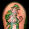 fighting irish tattoo by tatupaul
