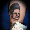 portrait tattoo by tatupaul