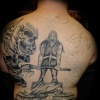 death dealer tattoo by tatupaul